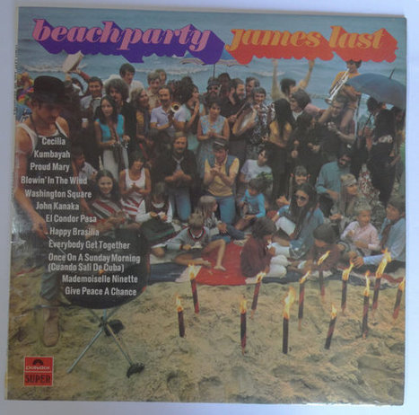 James Last Beach Party. Good mood and happiness music! | Retrofanattic's articles and items for sale | Scoop.it
