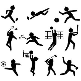 discapacidad auditiva y deporte | Pensamiento y lenguaje de signos | Scoop.it