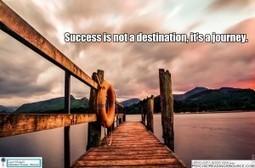 Success is not a destination, it's a journey.   Psychic Readings Source   Scoop.it