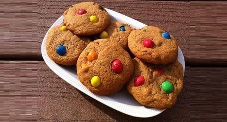 Cookies aux M&M's - Essyndic.com | Cuisine, Recettes et art culinaire | Scoop.it