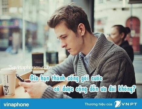 Gia hạn gói cước của Vinaphone có được cộng dồn ưu đãi? | Trao đổi | Scoop.it