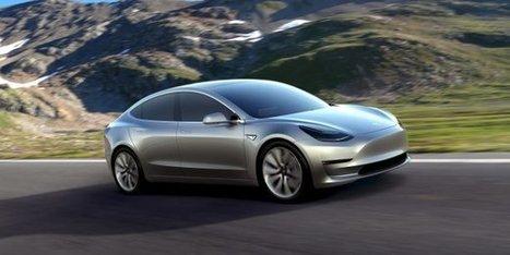Mercedes, Audi, Porsche, Faraday... La riposte à Tesla se prépare enfin ! | Wallgreen - Louez moins cher et passez au vert ! | Scoop.it