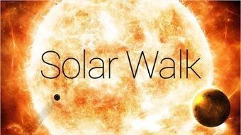 Solar Walk. App con mapa interactivo en 3D del sistema solar | GeoTic | Scoop.it