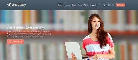 Best Education WordPress Themes 2014 | WordPress Theme | Scoop.it
