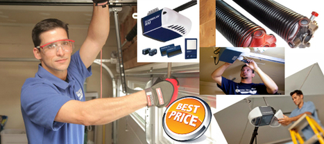 Get Your Garage Gate Repaired by Professional Repairers in Your Locality | Garage Door Repair Encino | Scoop.it