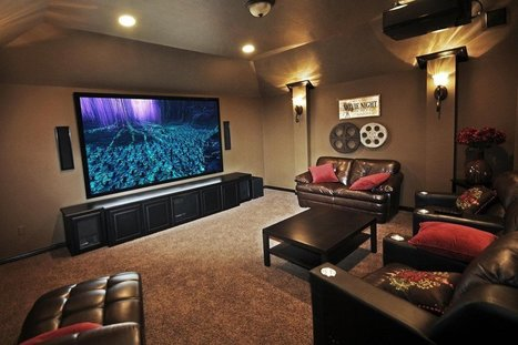Home Theatre Installation for DIYer | Electronic Cigarettes Coupons 2015 | Scoop.it