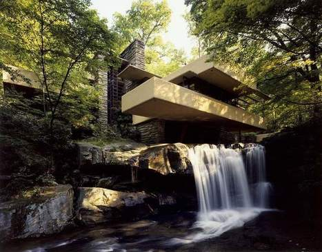 Visitors bureau nominates Fallingwater for '8th Wonder of the World' contest - Tribune-Review | DaycationPA | Scoop.it