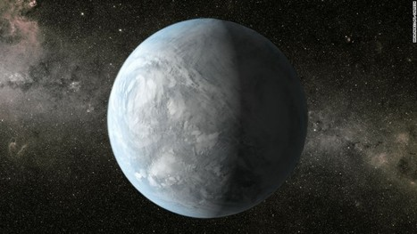 NASA finds 'Earth's bigger, older cousin' | Vloasis sci-tech | Scoop.it