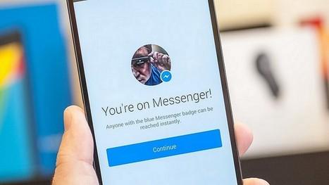 Les SMS font leur retour dans Facebook Messenger - 01net.com | Applications Iphone, Ipad, Android et avec un zeste de news | Scoop.it