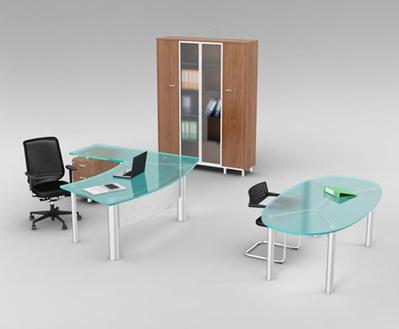 Bureau en 3D | 3D Library | Scoop.it