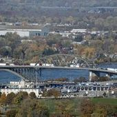 Fuming over pollution: Air quality near Peace Bridge linked to high asthma ... - Buffalo News | Geographical Issues | Scoop.it