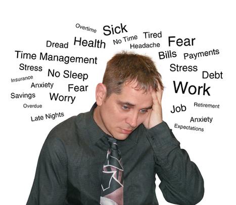 Anxiety Disorders: What are the Symptoms of Excessive Stress and Anxiet | lynn44fb | Scoop.it