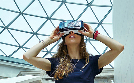 British Museum trials virtual reality headsets | COMPUTATIONAL THINKING and CYBERLEARNING | Scoop.it