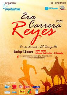 dameDeporte.com - CARRERA POPULAR DE REYES DEL CAMPELLO - 2013 - EL CAMPELLO 2013-01-13 10:00:00 | El Campello playa | Scoop.it