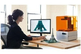 8 3D Printers Ready To Hit The Market In 2014 - Tools Journal | 3D printing | Scoop.it