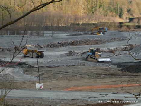 La déviation de Cadéac en plein chantier | Vallée d'Aure - Pyrénées | Scoop.it