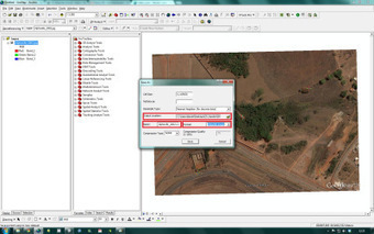 [Geotecnologias] Manual definitivo de como baixar e georreferenciar facilmente imagens do Google Earth usando o ArcMap | rafae | Scoop.it