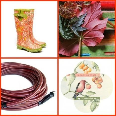 santa, baby: gifts for good gardeners, 2012 — A Way to Garden   Grown Green Gardens   Scoop.it