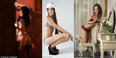 Sexy Sotchi : les débats autour du calendrier des athlètes féminins russes   Photography Now   Scoop.it