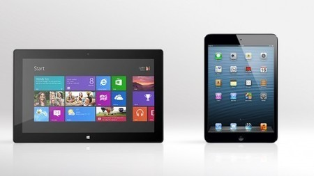 Microsoft Surface RT vs. iPad mini - Gizmag | Information for sharing | Scoop.it
