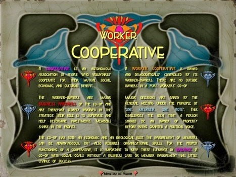 Vision of the cooperative (Infographic) | Ministry of Vision | Scoop.it
