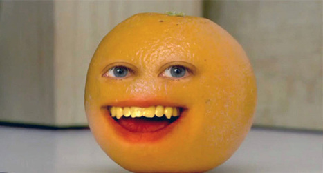 Annoying Orange YouTube channel makes room for new shows | Smart Media | Scoop.it