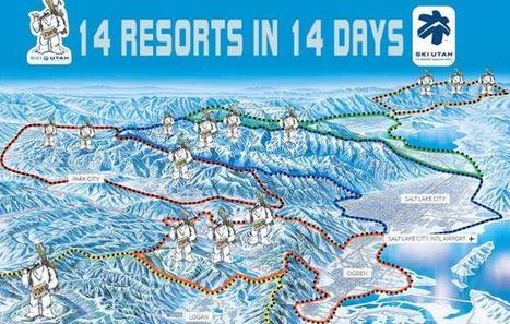 14 Resorts In 14 Days   Ski Utah Blog   Ski Resort News   Scoop.it