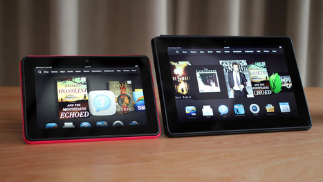 Kindle Fire HDX: Amazon's Tablet, All Growed Up At Last | Amazon - Key data | Scoop.it