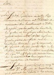 Le document du trimestre - Archives des Pyrénées-Atlantiques - Béarn Pays basque   Généalogie en Pyrénées-Atlantiques   Scoop.it