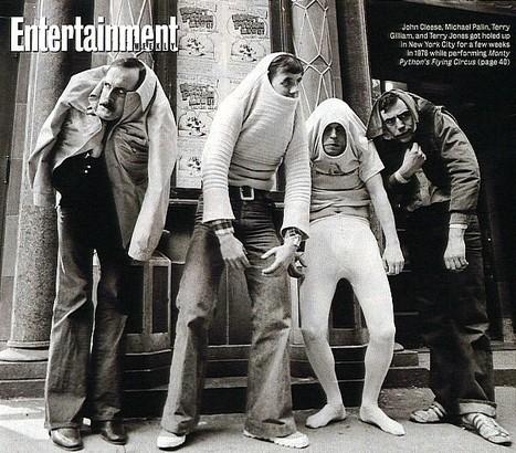 Le retour des Monty Python sera «bien crade» | Merveilles - Marvels | Scoop.it