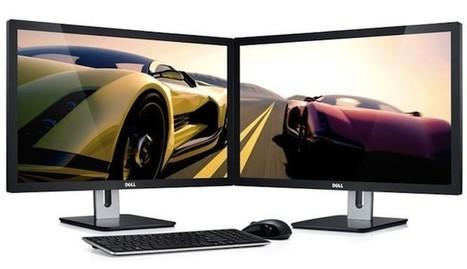Dell anuncia los monitores S Series, con vidrio de extremo a extremo y paneles IPS | Tecnología 2015 | Scoop.it