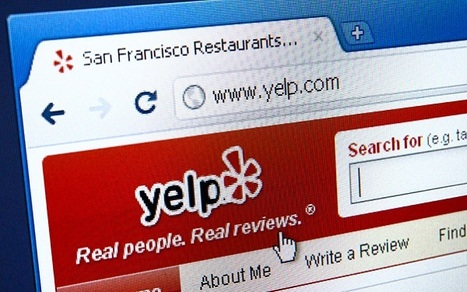 Yelp Cracks Down on Fake Reviews With New Consumer Alerts | Business Buzz | Scoop.it