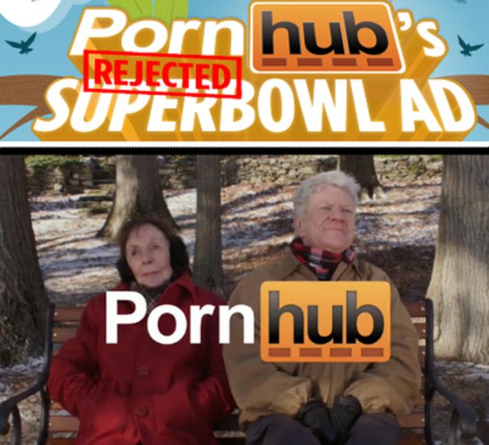 PornHub Denied Super Bowl Ad Spot | Sex Work | Scoop.it