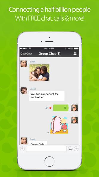 WeChat | Programmes gratuits et sites pratiques | Scoop.it