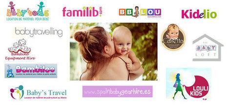 La location de matériel bébé en vacances   Tourisme en Famille - Pistes à suivre   Scoop.it