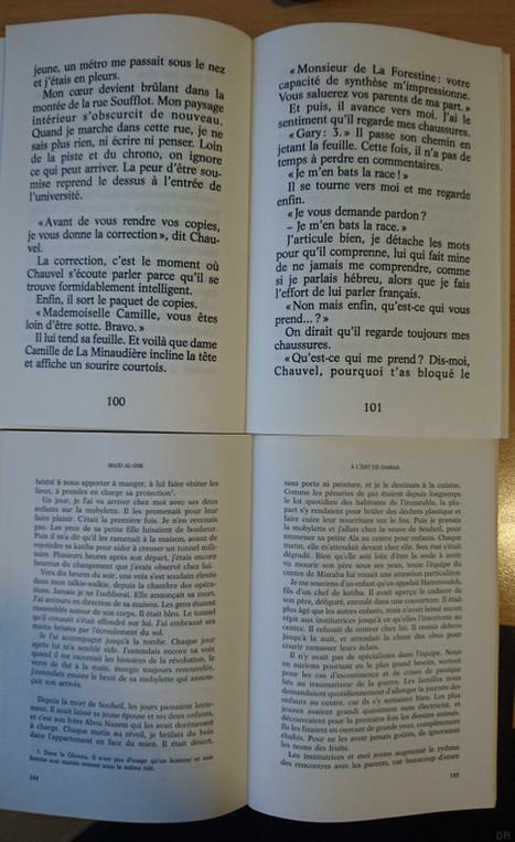 Les gros caractères donnent une seconde vie aux livres (même auprès des jeunes fatigués par les écrans) | Veille professionnelle des Bibliothèques-Médiathèques de Metz | Scoop.it