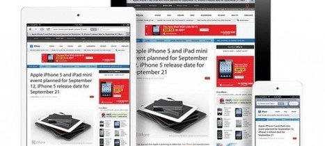 iPad Mini : Le Retina en septembre prochain ? | Geeks | Scoop.it