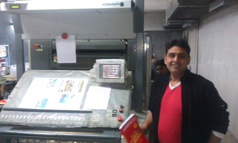 Another record of productivity established by Komori customer | INSIGHT Newsletter March | Scoop.it