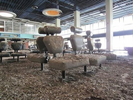 Abandoned since 1974: Nicosia International Airport | Urban Ghosts | | Scoop Photography | Scoop.it