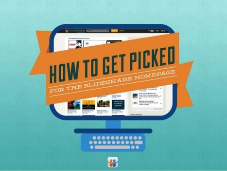 How to Get Featured on SlideShare | Boîte à outils numériques | Scoop.it