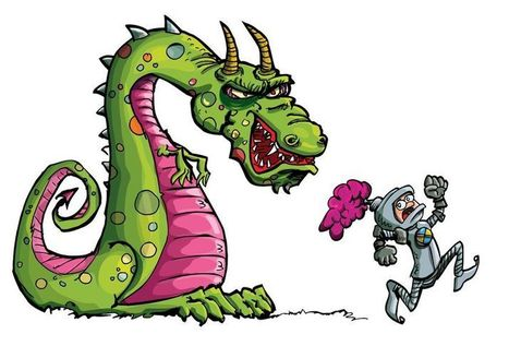 Entrepreneurs! Learn to ride your inner dragon! | The Key To Successful Leadership | Scoop.it