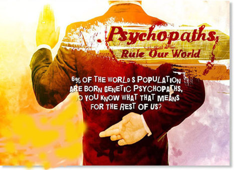 Do you work for a Psychopath? - New Life Recovery® | Relationships | Scoop.it