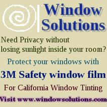 Window Solutions Offers Safety Window Films | Window Tint San Jose | Scoop.it