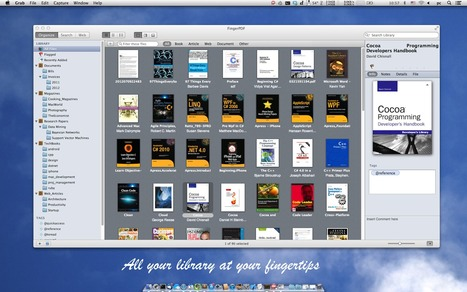Curate Your PDF Content Library with FingerPDF (Mac) | Time to Learn | Scoop.it