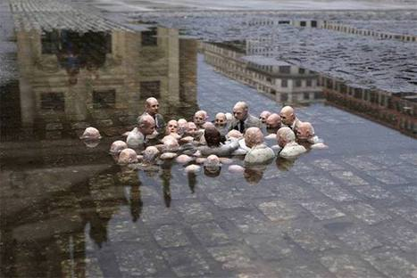 """Policies discussing global warming."" by Issac Cordal 