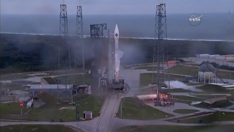 """""""No-Go"""" Space station resupply launch scrubbed until Friday   More Commercial Space News   Scoop.it"""