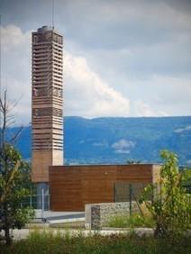 A Viry, le premier éco-quartier de Haute-Savoie chauffé au bois | La ville en mutation | Scoop.it