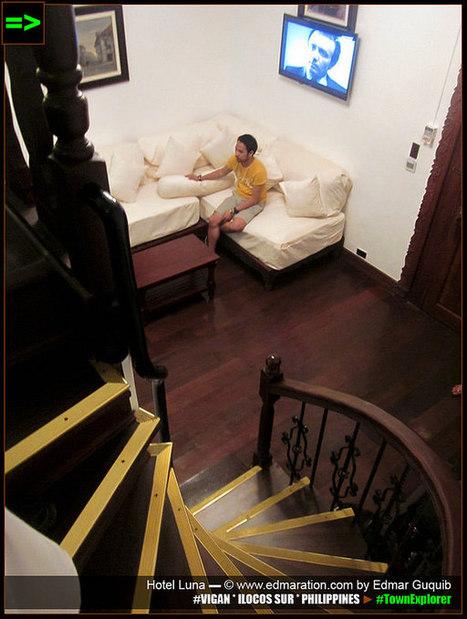 EDMARATION #TownExplorer: [Vigan] Hotel Luna: Overnight Stay in a Posh Museum-Hotel   #TownExplorer   Exploring Philippine Towns   Scoop.it