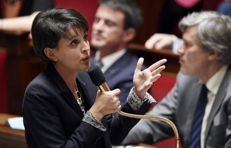 Najat Vallaud-Belkacem répond aux critiques d'Ayrault sur la réforme du collège   Revue de presse Apel   Scoop.it