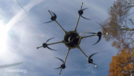 The Future of High-Powered Commercial Drones | drones | Scoop.it